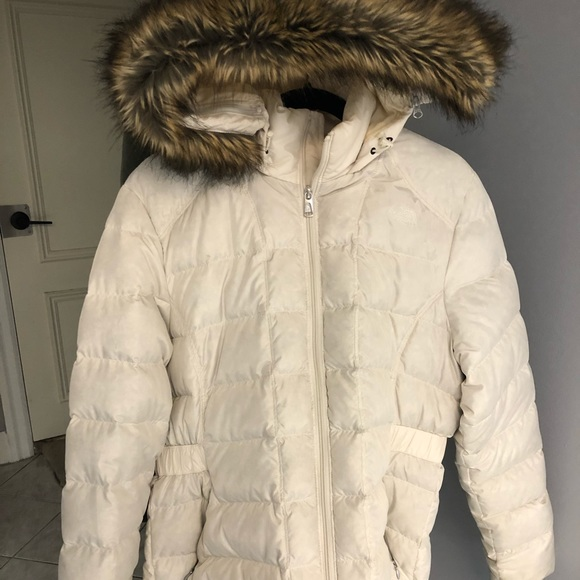 The North Face winter coat women